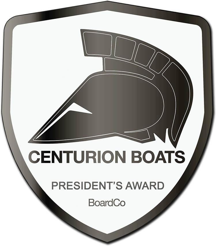 Centurion Presidents Award