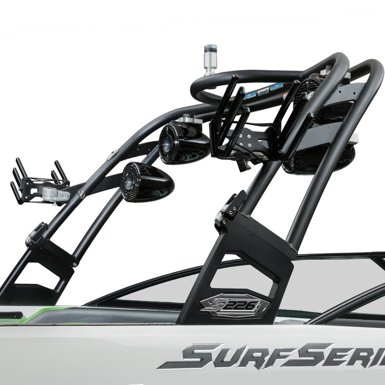 Supreme Boats Tower 2