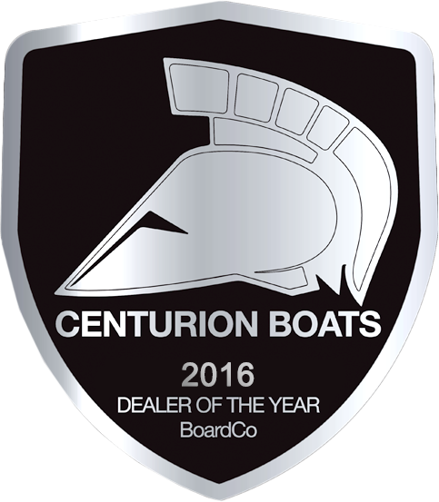 Centurion Dealer of the Year Award 16